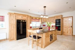 Jj byrne cabinet making design traditional and for Building traditional kitchen cabinets pdf
